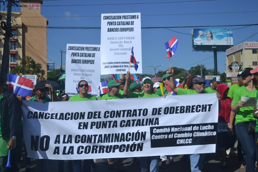 Grassroots Groups Join To Uproot Odebrecht Power Plant