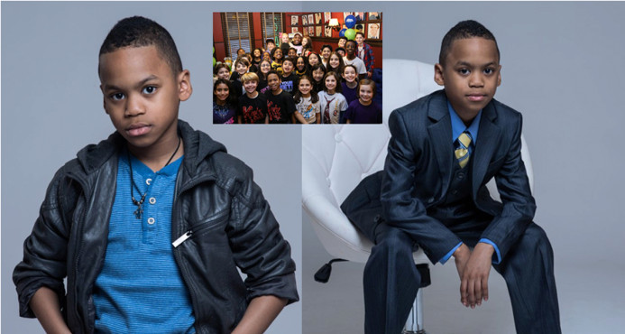 Dominican Puerto Rican Boy Stars In Broadway Musical