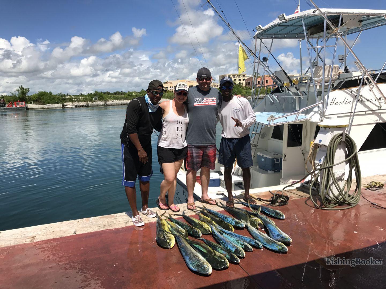 Punta cana fishing charters flourish with a little help for Punta cana fishing charters