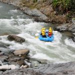 Go rafting at Jarabacoa