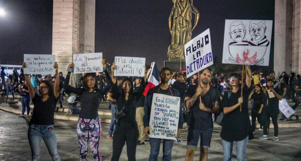 Electoral fiasco protests spread to major cities