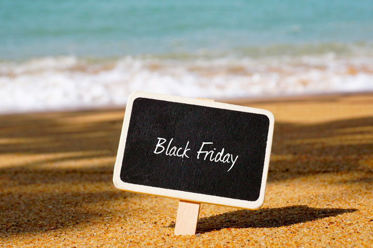 Tourism Companies Launch Great Deals On Black Friday